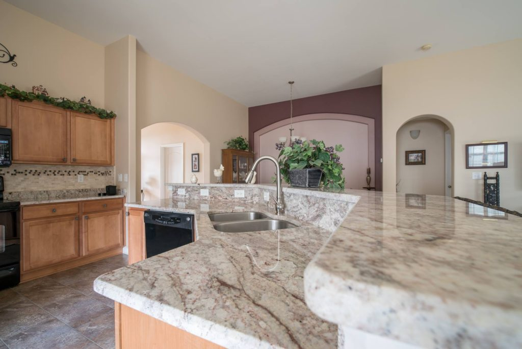 Kitchen granite countertop products at East Coast Granite & Marble