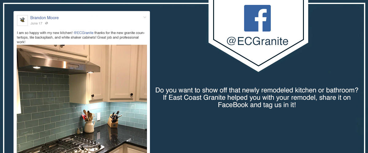 East Coast Granite Facebook Special